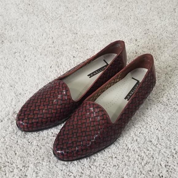 5a6cd736ca1 Trotters Flats Shoes Womens 9 Brown Leather Liz. M 5bc0c996fe51512a23a5b9e2